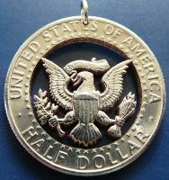 Half Dollar USA