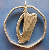 Harfe Irland
