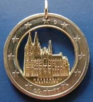 2 Euro Kölner Dom