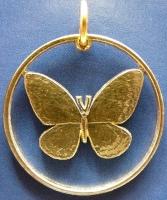 Schmetterling Philippinen